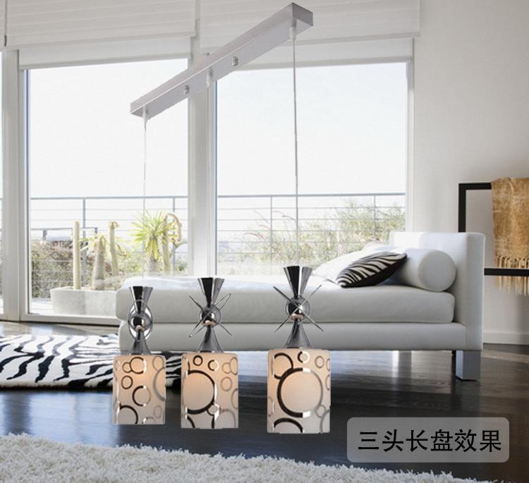 - đơn giản là, thời trang ba đầu hàng nhà ăn đèn chùm đèn LED hiện đại tính cách phòng ngủ, phòng kh