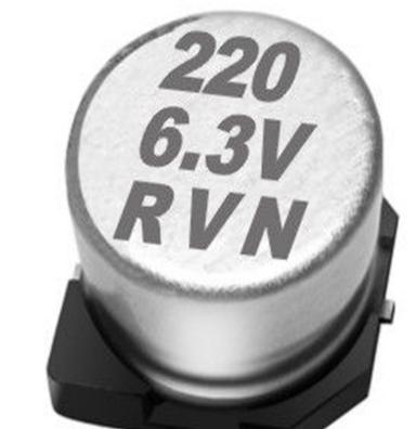 Tụ Ceramic VNCH cung cấp chính hãng ban đầu loạt SMD nhôm tụ điện 220 6.3V SMD nhôm tụ điện