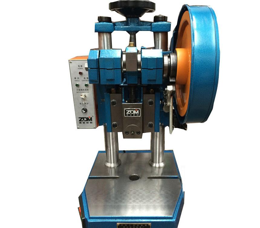 Máy công cụ  Table punch JB04-2T electric press small precision manual double column Kay forging br
