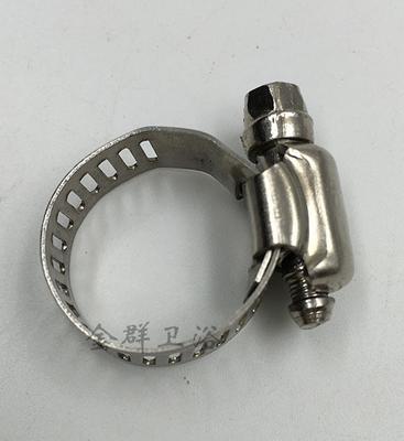Ống kẹp  Nhà máy Mỹ kẹp ống thép trực tiếp kẹp hoop ống khí hoop kẹp, snap