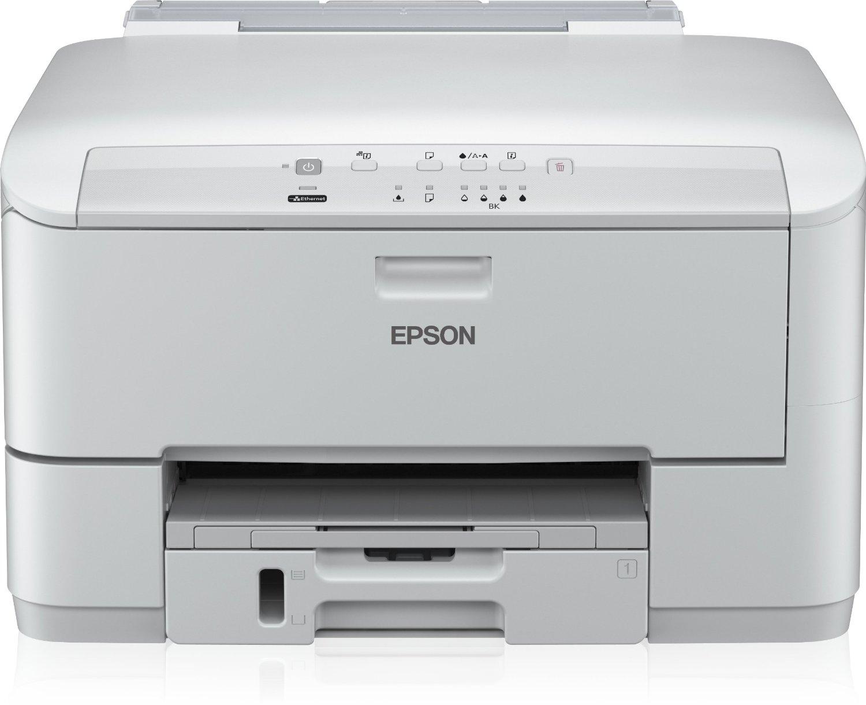 Máy in  Lực lượng lao động còn wp-m4095 Epson 320mb A4 đơn máy in phun với màu màn hình tinh thể lỏ