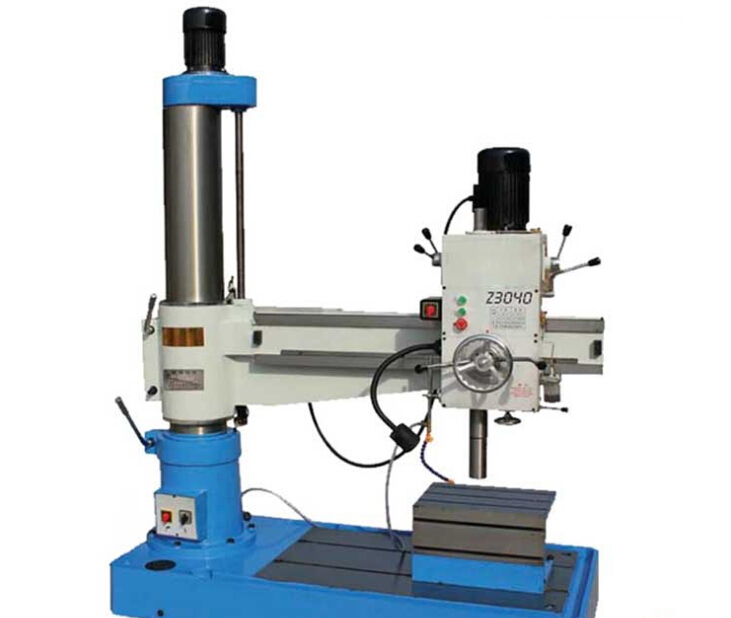 Manufacturers selling spot Z3040x13 radialdrilling machine tapping strong warranty of two years of m