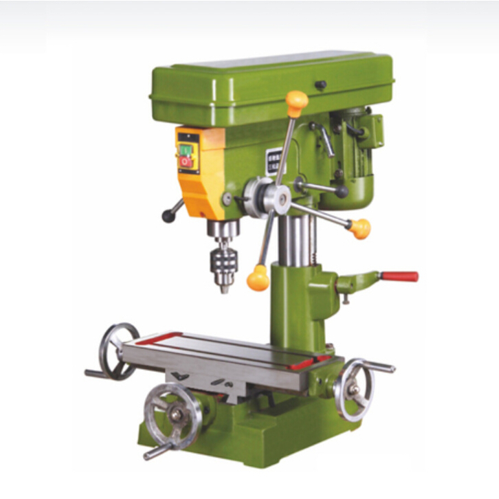 ZX7016 heavy industry bench new single axis control artificial metal milling machine table