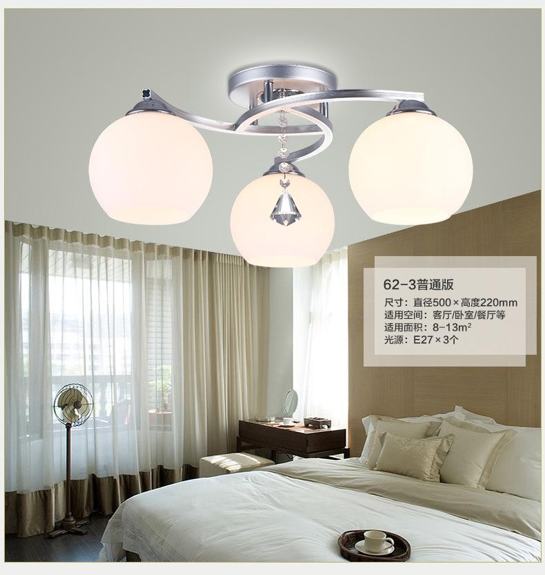 Phòng khách hiện đại sảnh dùng đèn hướng dẫn đơn giản. Sáng tạo hàng LED đèn chùm đèn tròn ấm ngủ Om