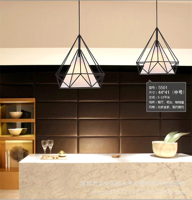- đơn giản là, nhà hàng, phòng khách, phòng học hiện đại đặc biệt Bắc Âu cổ điển MJ301 đèn chùm đèn