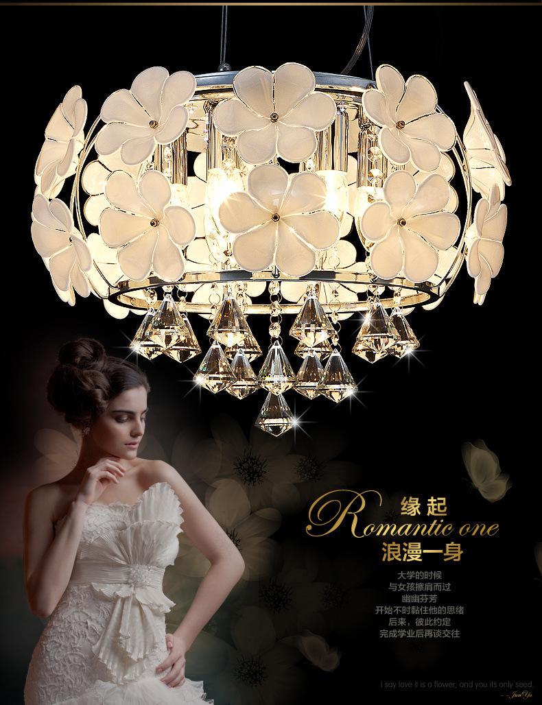 Dẫn dắt hàng hiện đại pha đèn chùm sáng tạo mới tròn 2016 phòng ngủ Omicron nút loại đèn bán buôn