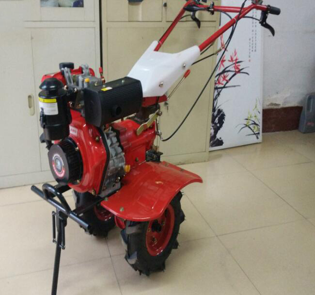 Máy móc   Evergreen Machinery Wholesale Supply 3WG-4C 4-8 horsepower petrol micro-tillage machine a