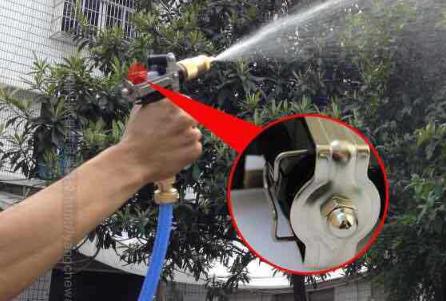 Dụng cụ rửa xe   Đầy đủ đầu súng chùa cụ súng thiết bị rửa bộ áp lực cao súng nước nhà xe rửa súng