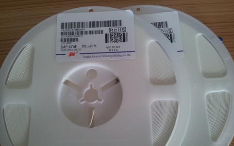 Tụ Ceramic Tụ Chip 0603 473M 50V