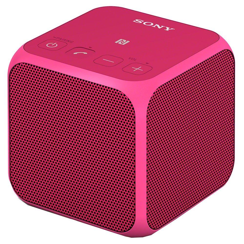 Sony Sony srs-x11 / PC CN Music khối lập phương hồng Portable loa không dây