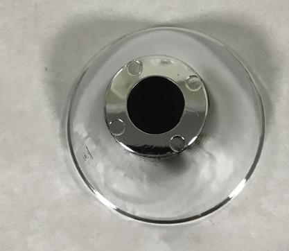 Cup phản quang COB COB đèn phản xạ cốc nhựa cốc phản chiếu LP110mm cao đường kính phản xạ tách 73mm