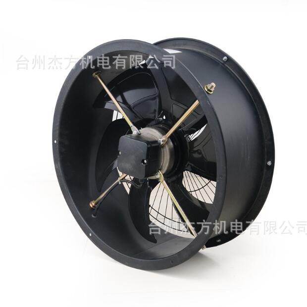 Quạt thông gió Một fan hâm mộ dòng chảy bên ngoài rotor trục FZY4-4 tiếng ồn thấp ống quạt lưu lượng