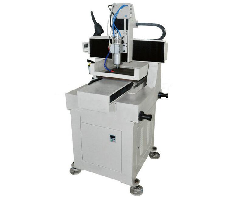 Máy công cụ  Metal engraving and milling machine graphite electrode engraving and milling machine f