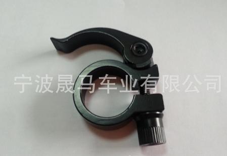 Lớn hợp kim cung anode màu yên ống ống kẹp kẹp ghế xe điện