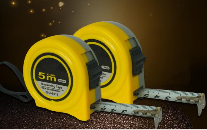 Các nhà sản xuất băng bán buôn Seiko băng thép 5m Luban mặc đo băng 3 m cai trị thước dây nhỏ