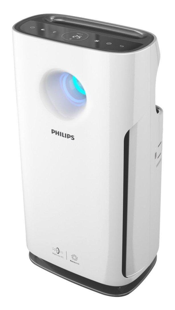 Philips ac3256 / 30 của máy lọc không khí, có nanoprotect S3 bộ lọc chống dị ứng.