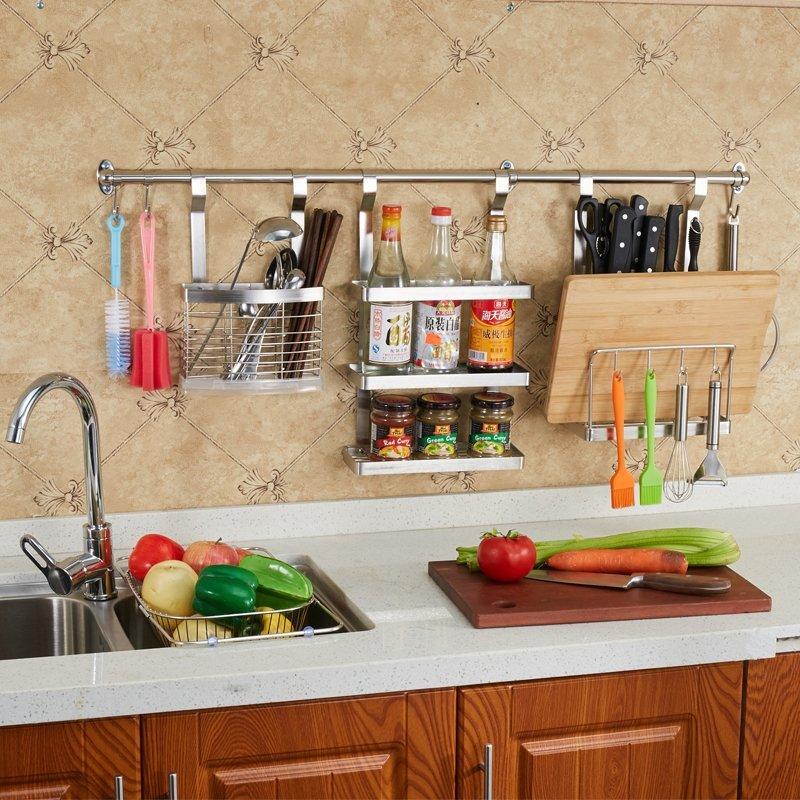 Bộ dụng cụ treo tường nhà bếp