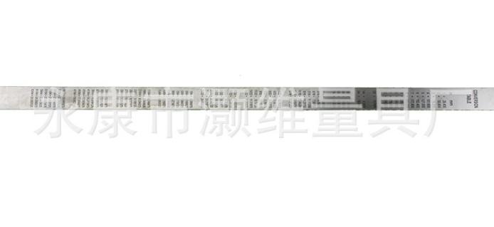 Dụng cụ đo lường  Công cụ đo lường bằng thép không gỉ cai trị cai trị chất lượng cao dày cho chế bi