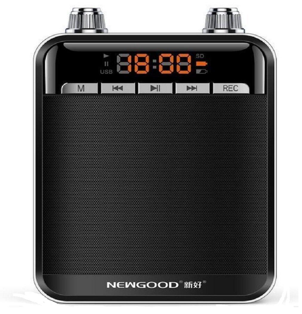 Micro  Moveski loa không dây mới được UHF 570 3.25 inch viền kim loại di động giáo viên hướng dẫn v
