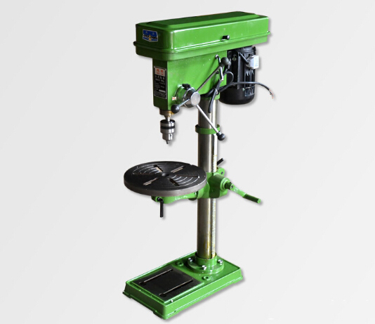 Bench drill, small bench drill, drill 16, essential tools you processing