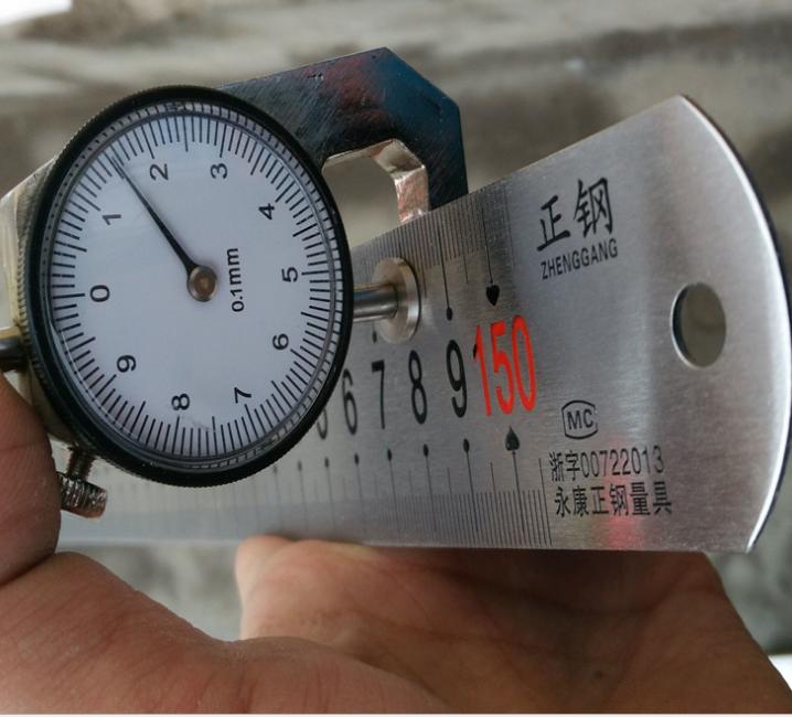 Dụng cụ đo lường  Công cụ nhà máy trực tiếp bằng thép không gỉ thước thép thước thép tích cực lớn t