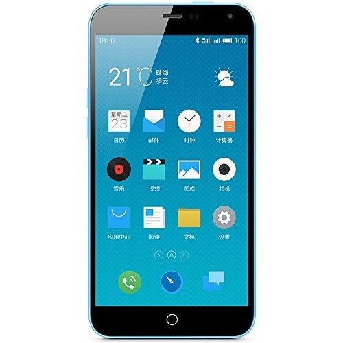 Điện thoại di động Meizu M1 Note 4G 16G Edition (màu xanh).