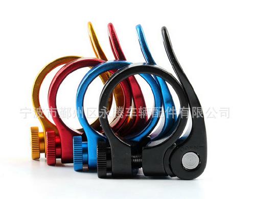 Ống kẹp  Khóa ống mở rộng nhôm xe đạp kẹp nhanh chóng phát hành kẹp ống ghế ống ghế ống ghế kẹp ghế