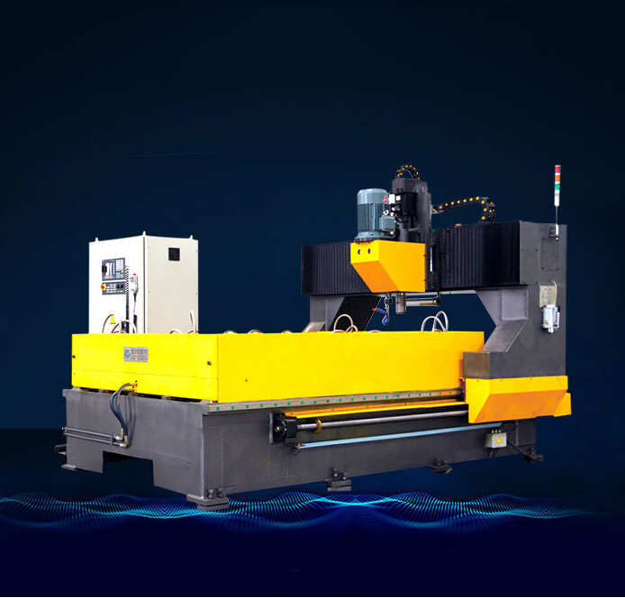 Manufacturer direct numerical control plane drilling machine flange steel structure processing equip
