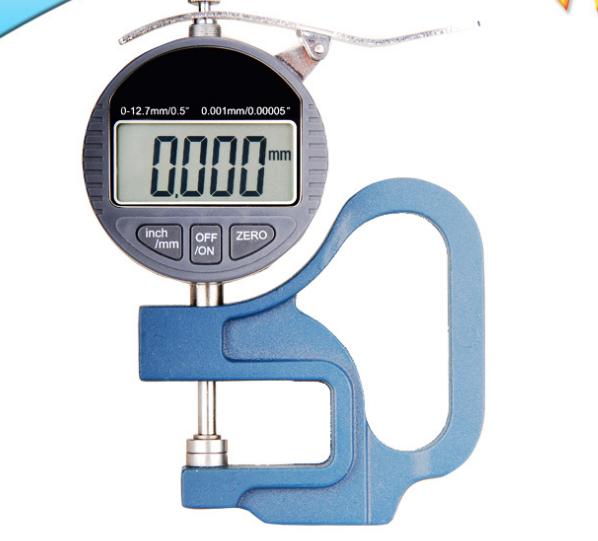 Dụng cụ đo lường  Sản xuất khối lượng đo độ dày bán hàng đo tích cực và công nghiệp đo lường số côn