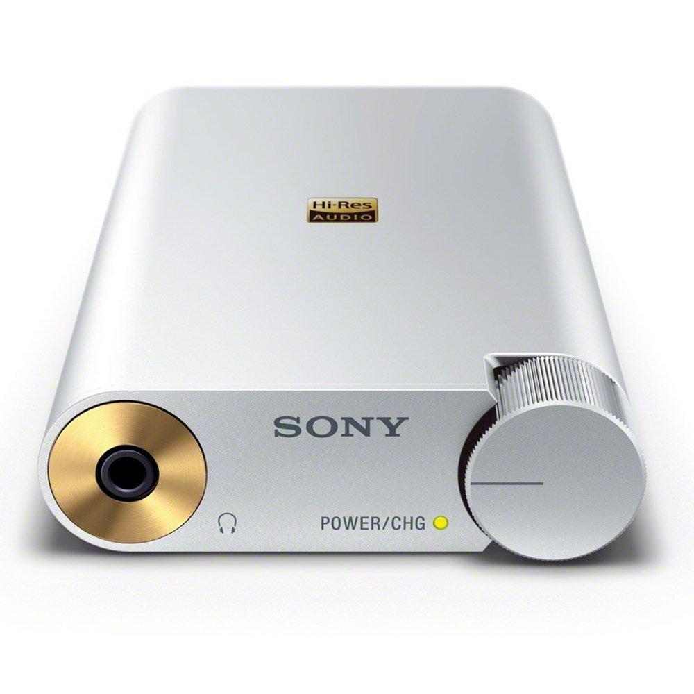 Sony pha-1a Portable HIFI sốt tai nghe của bộ khuếch đại bằng bạc.