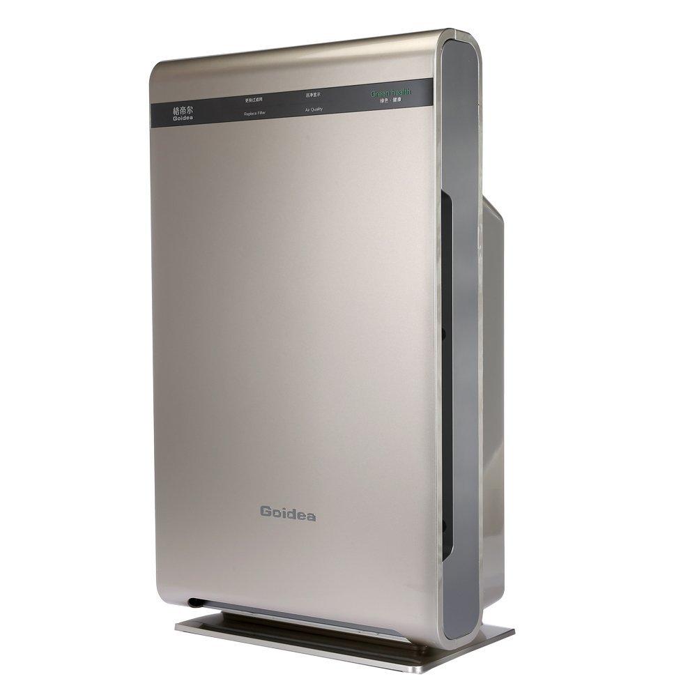 Goidea [chuyên nghiệp hiệu quả trừ aldehyde] máy lọc không khí GL-AC3001 vàng hồng ngoại trừ formald