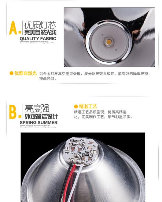 Cup phản quang Nhà sản xuất dẫn đầu mối để tùy chỉnh các phản xạ tách phản xạ tách 46mm màu xanh lá