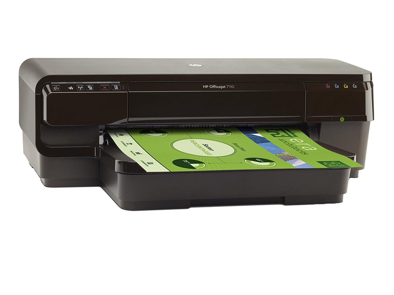 Máy in  Máy in phun HP Officejet 7110 AirPrint CR 768 a # ABJ wi / A (3), công ty Hewlett - Packard