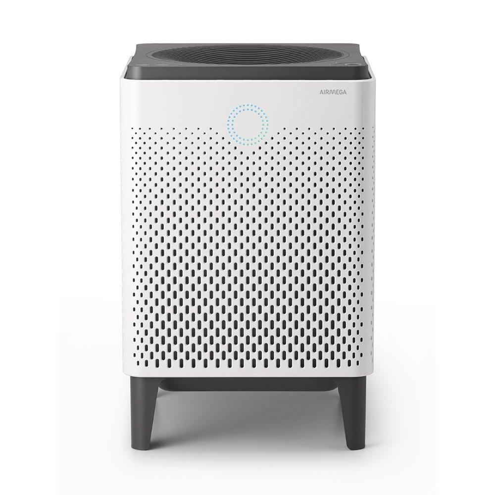 Airmega 300s Minh ứng dụng bật máy lọc không khí (chiếm một 1256 foot vuông)