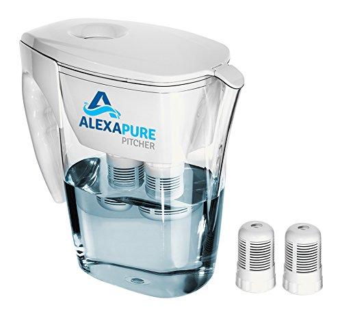 Alexapure giao bóng của hệ thống lọc nước, giảm bớt. Cao đạt 92 ngay, không ham BPA 8 ly Reservoir