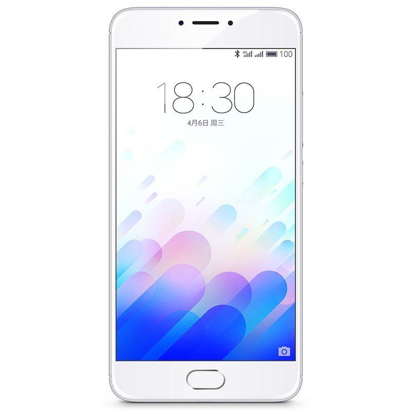 Điện thoại MEIZU M3 Note phiên bản chuẩn RAM 3G/ ROM 32G
