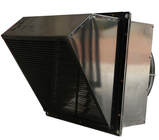 Quạt thông gió   Nhà máy trực tiếp loạt WEXD tường quạt quạt tiếng ồn thấp khối lượng không khí có
