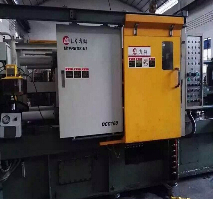 Máy công cụ  YIZUMI die-casting machine used Aluminum Alloy zinc alloy cold chamber hot chamber die