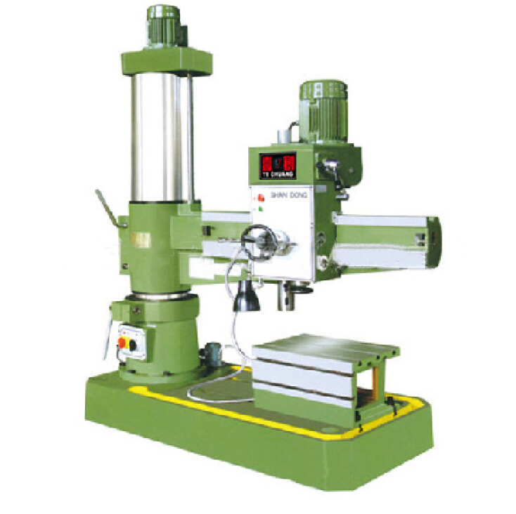 Manufacturers direct radial drilling machine ZOJE quality radial drilling machine Z3040