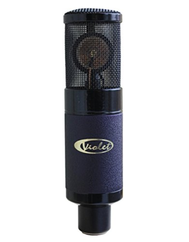 Micro  Violet The Atomic Condenser Microphone