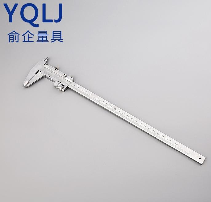 Dụng cụ đo lường Mô tả một cách chính xác, dụng cụ đảm bảo chất lượng vernier caliper đo thép carbon