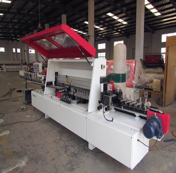 Woodworking machinery L - line lines automatic milling line edge sealing machine semi - automatic ed