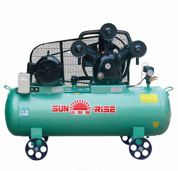 Máy nén khí 7.5KW piston máy nén khí piston máy nén bán buôn Thâm Quyến