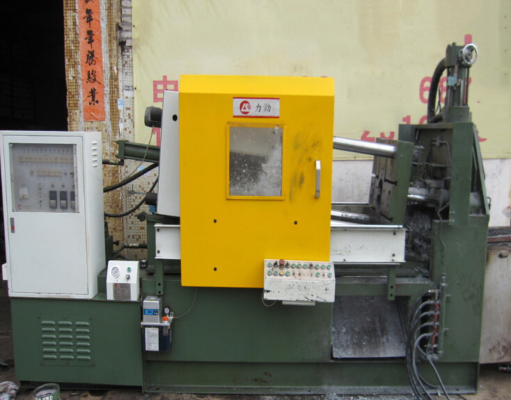 Máy công cụ  The transfer of second-hand LK 160T hot chamber die casting machine, 90% new energy LK