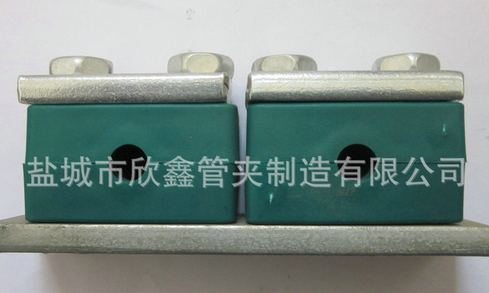 Ống nhựa kẹp kẹp ống ống kẹp giá sốc nặng