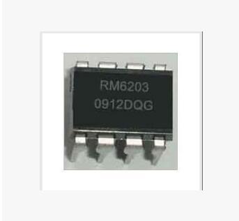 IC tích hợp  RM6203 CR6203 con chip quản lý năng lượng tích hợp khối CI-line DIP8 gốc mới