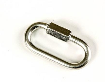 Công cụ chằng buộc 1 Liên kết Nhanh Chuỗi cáp dây Kết nối Rigging 3/16 Inch 4,7mm