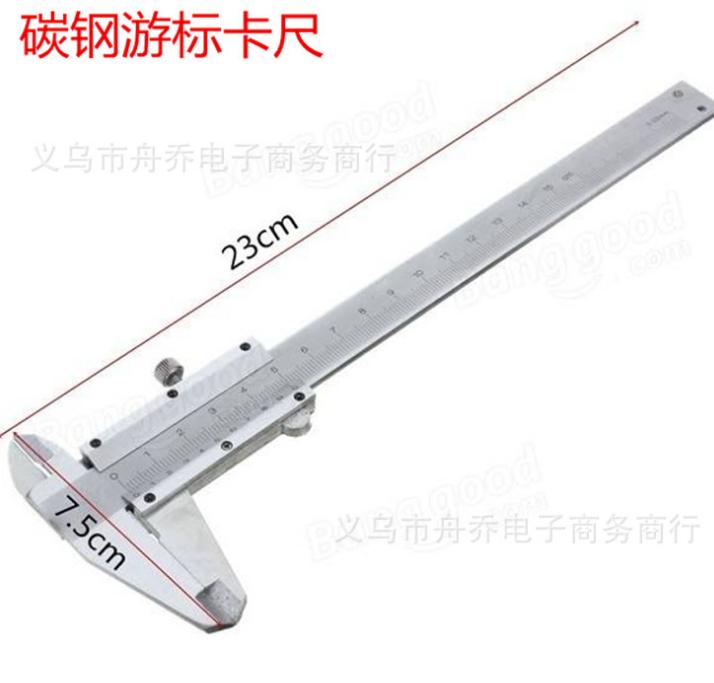 Chất lượng cao vernier kỹ thuật số điện tử caliper 0-150mm thép không gỉ Digital Caliper đo công cụ