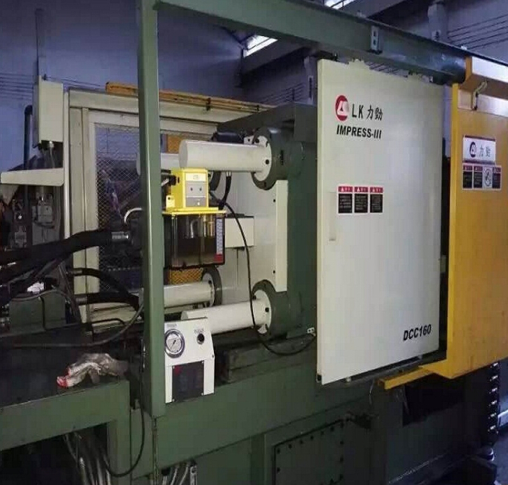 LK YIZUMI die-casting machine used Aluminum Alloy zinc alloy cold chamber hot chamber die casting ma