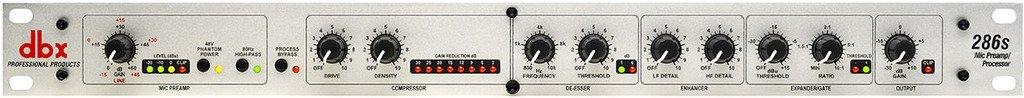 DBX 286s Microphone Pre-amp Processor